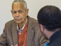 Julian Bond shares insight on power of music