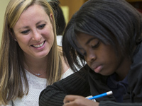 ECU collaboration supports new teachers