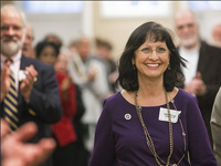 Event marks 50 years of ECU Faculty Senate