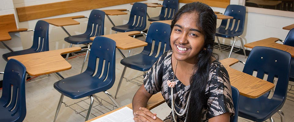 Pirate Profiles: Keerthana Velappan