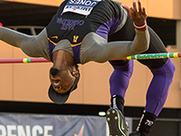 ECU track and field star sets the bar high